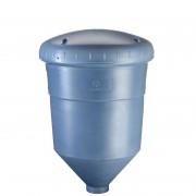 Pendelfütterer Behälter 60 kg
